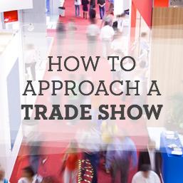 B2B trade show checklist